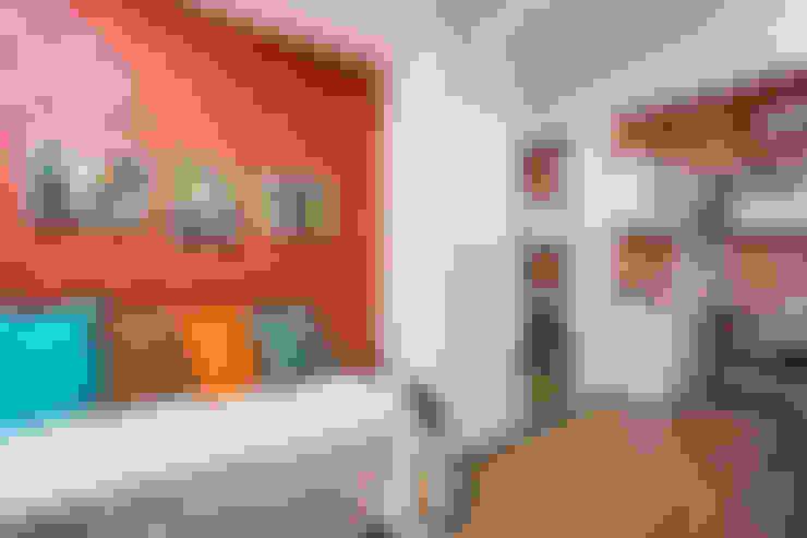 Bedroom by Milla Holtz Arquitetura
