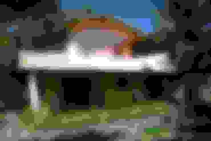 บ้านและที่อยู่อาศัย by Arquitetamos Escritório Autônomo