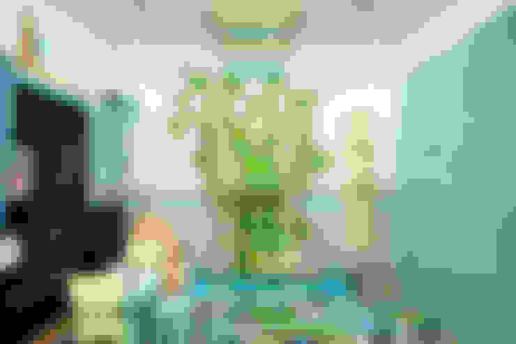 غرفة الاطفال تنفيذ Студия дизайна Interior Design IDEAS