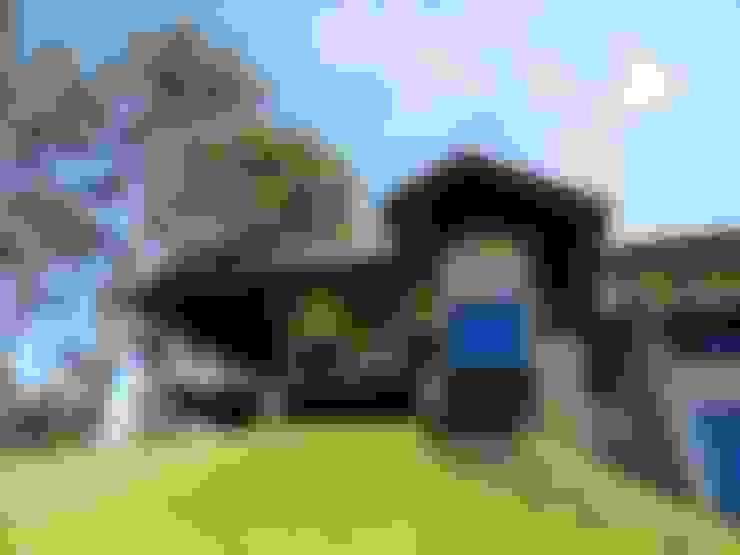 Casa de Campo: Casas  por Márcia Pilz Arquiteta e Urbanista