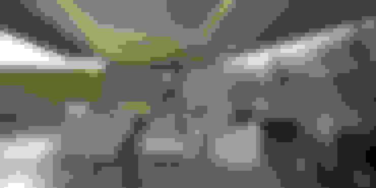 Salas de estilo  por 21arquitectos
