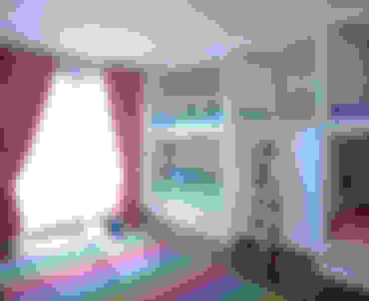 Quarto infantil  por VICTORIA PLASENCIA INTERIORISMO