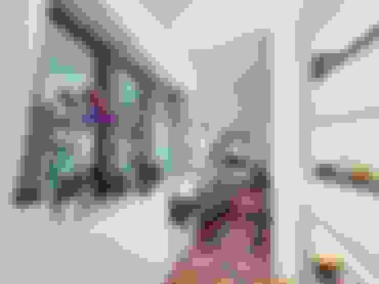 Entrance Corridor: Ingresso & Corridoio in stile  di Studio Marco Piva