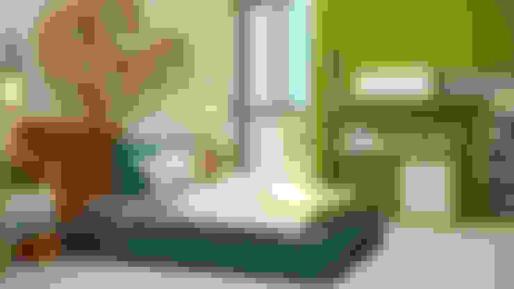 غرفة الاطفال تنفيذ CONTRASTE INTERIOR