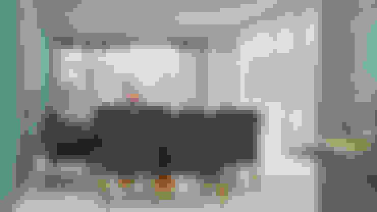 غرفة السفرة تنفيذ CONTRASTE INTERIOR