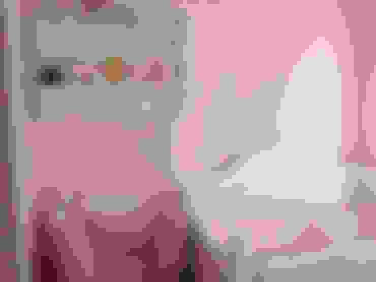 Hilal Tasarım Mobilya – Azra'nın Odası:  tarz Çocuk Odası