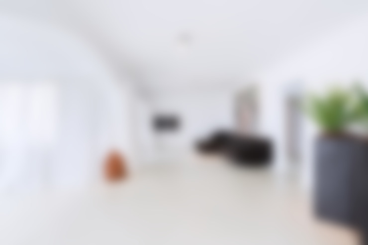 Living room by ISLABAU constructora