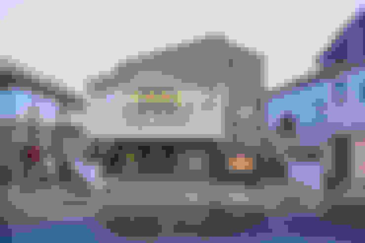 Дома в . Автор – (주)유타건축사사무소