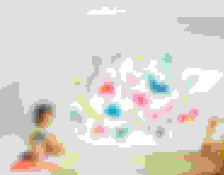 Dormitorios infantiles  de estilo  por Bumoon