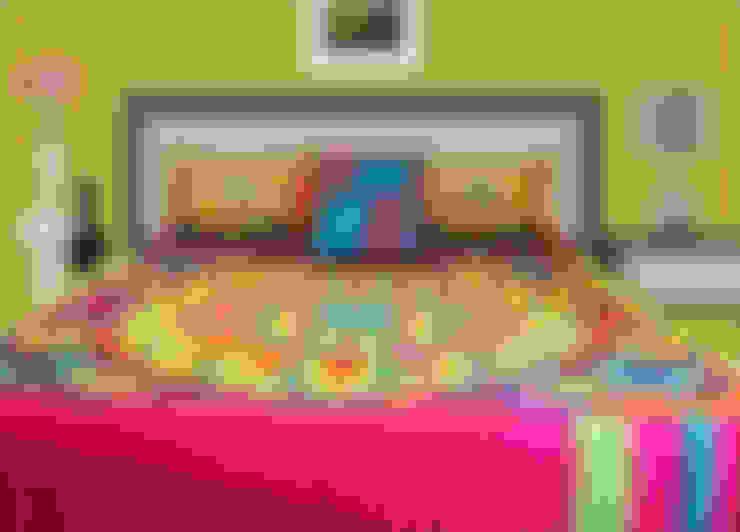Спальная комната  в . Автор – homify
