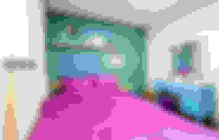 LYCKA interior & styling:  tarz Yatak Odası
