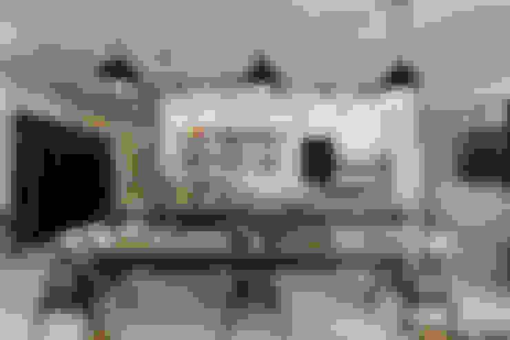 Projekty,  Kuchnia zaprojektowane przez 디자인투플라이