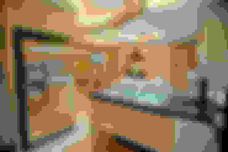 Ousado!: Cozinhas  por Paulinho Peres Group