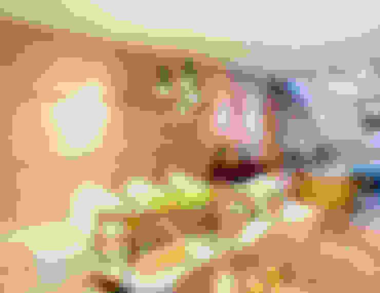 Salas de jantar  por HPONCE ARQUITECTOS
