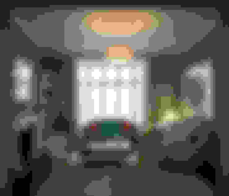 Salas de estilo  por Belsize Architects