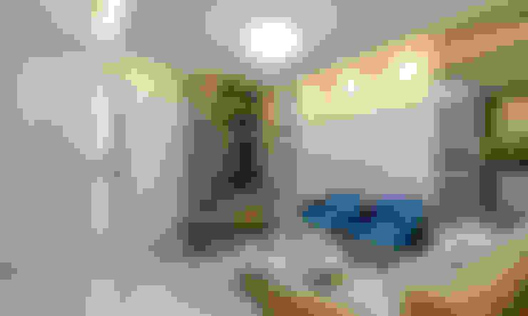 غرفة المعيشة تنفيذ Lyssandro Silveira