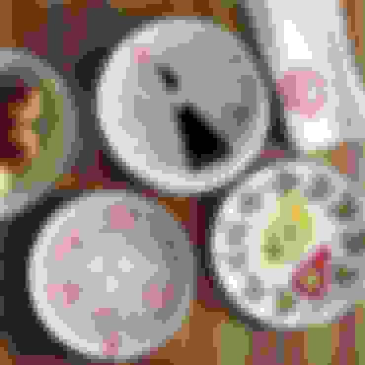Carly Dodsley Ceramics의  주방