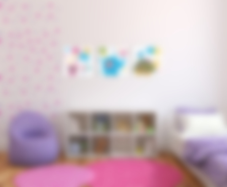 Nursery/kid's room by PERPETUJA