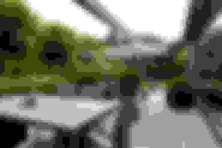 Top De mooiste ideeën voor smalle, langwerpige tuinen @WY56