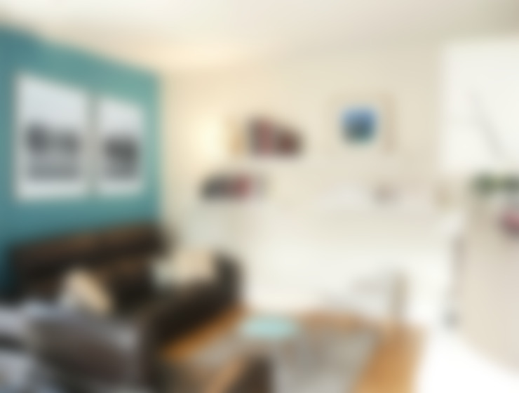 غرفة المعيشة تنفيذ Skéa Designer