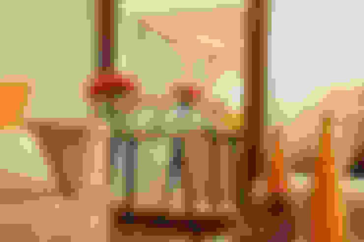 Sala de estar: Salas de estar  por Arquitetura 8 - Ana Spagnuolo & Marcos Ribeiro