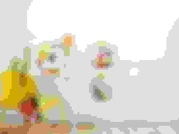 Детские комнаты в . Автор – Korbo