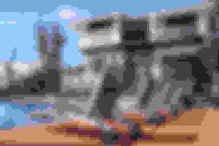 Projekty,  Domy zaprojektowane przez aaestudio