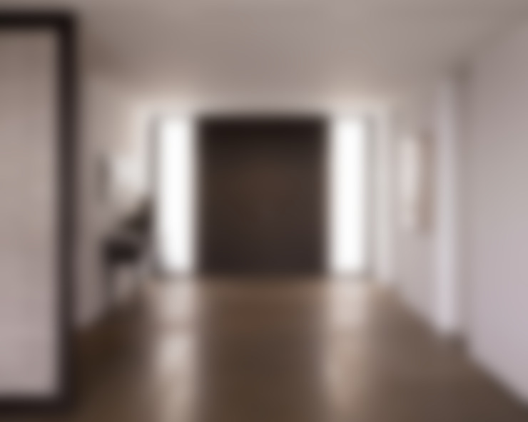 Couloir, entrée, escaliers de style  par meier architekten zürich