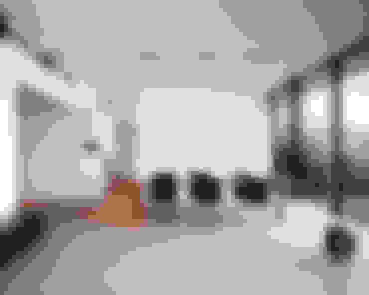 Столовая комната в . Автор – meier architekten zürich