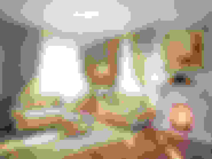 Living room by Настасья Евглевская