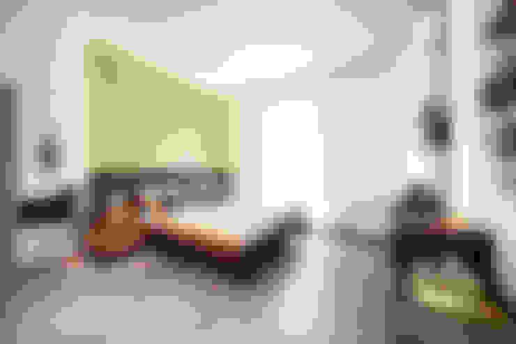 Barrierefrei:  Schlafzimmer von homify