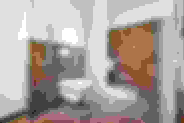Barrierefrei:  Badezimmer von Horst Steiner Innenarchitektur