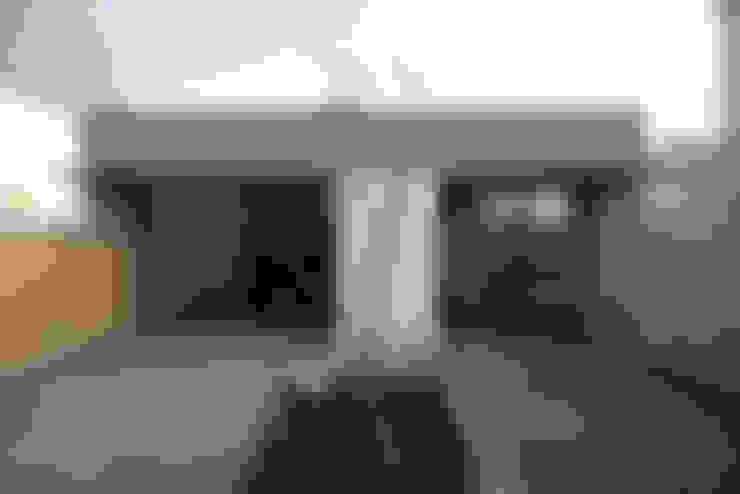 露臺 by 건축사사무소 moldproject