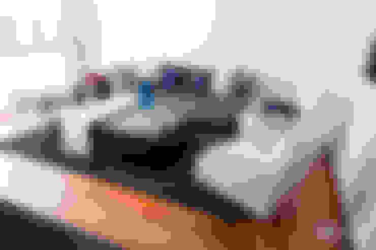 غرفة المعيشة تنفيذ Jacobs Interiorismo