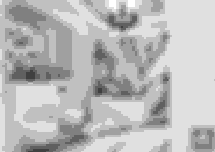 """Квартира """"Первая Жемчужина"""": Ванные комнаты в . Автор – Studio Eksarev & Nagornaya"""