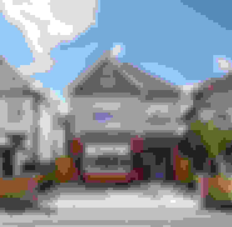 บ้านและที่อยู่อาศัย by Concept Eight Architects