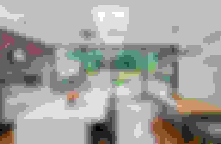 Comedores de estilo  por Concept Eight Architects