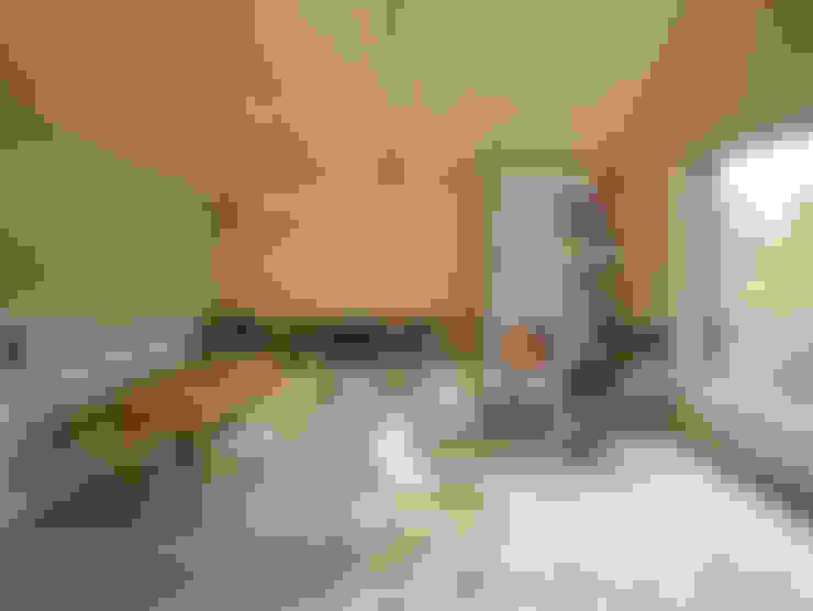 Backraum Architektur:  tarz Oturma Odası