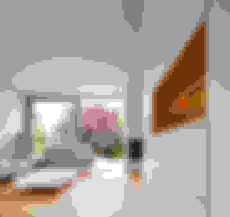Marcus Hofbauer Architekt:  tarz Oturma Odası