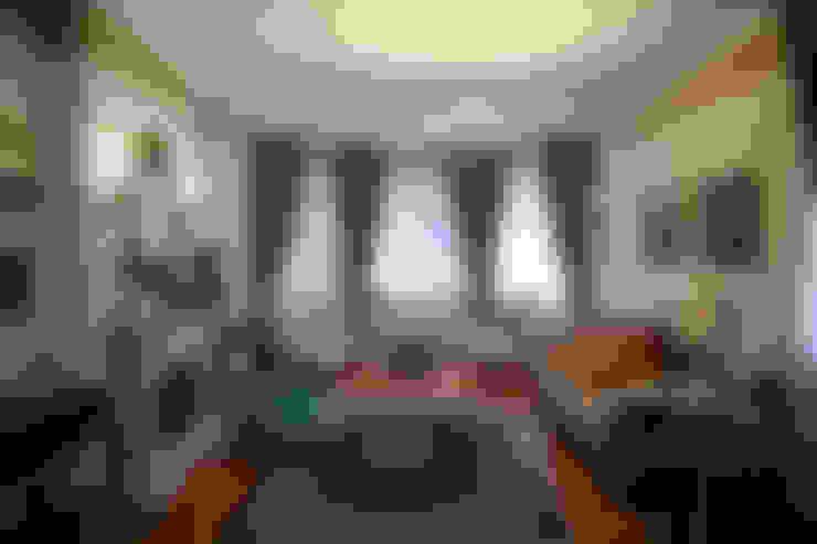 Living room by Designer Olga Aysina