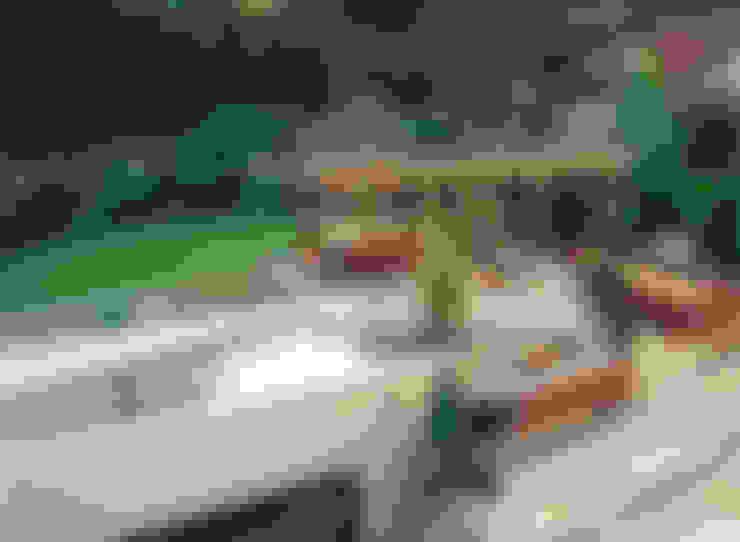 Jardins  por Bowles & Wyer