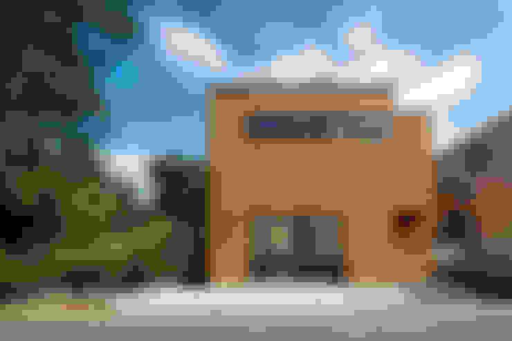 Houses by 向山建築設計事務所