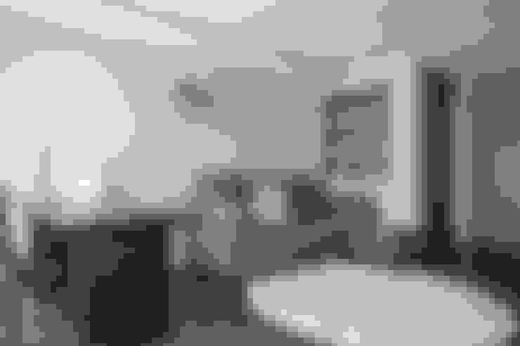 Living room by 마르멜로디자인컴퍼니