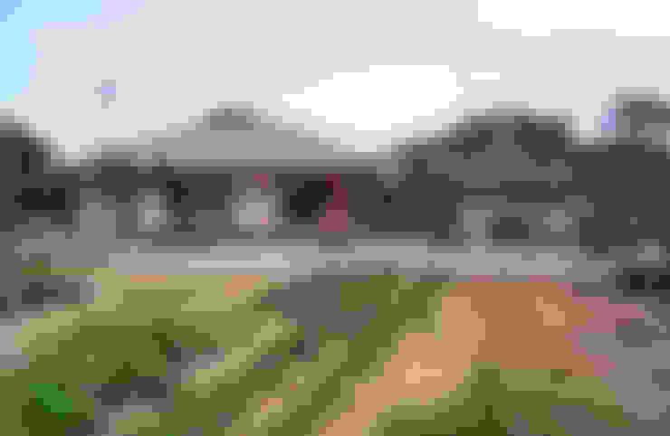 Casas de estilo  por 計画工房 辿