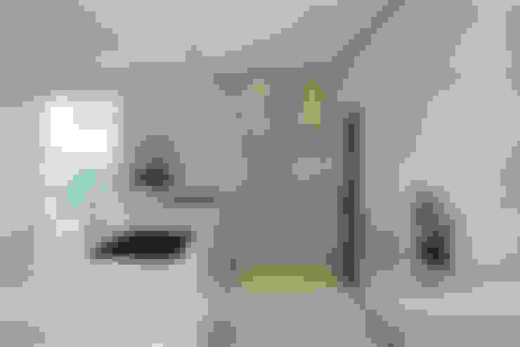 Apartment Kilchberg:  Küche von Go Interiors GmbH