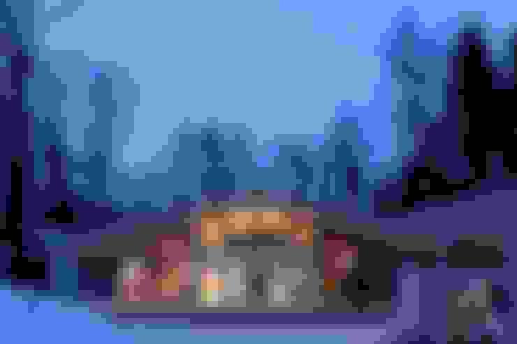 北欧の山小屋