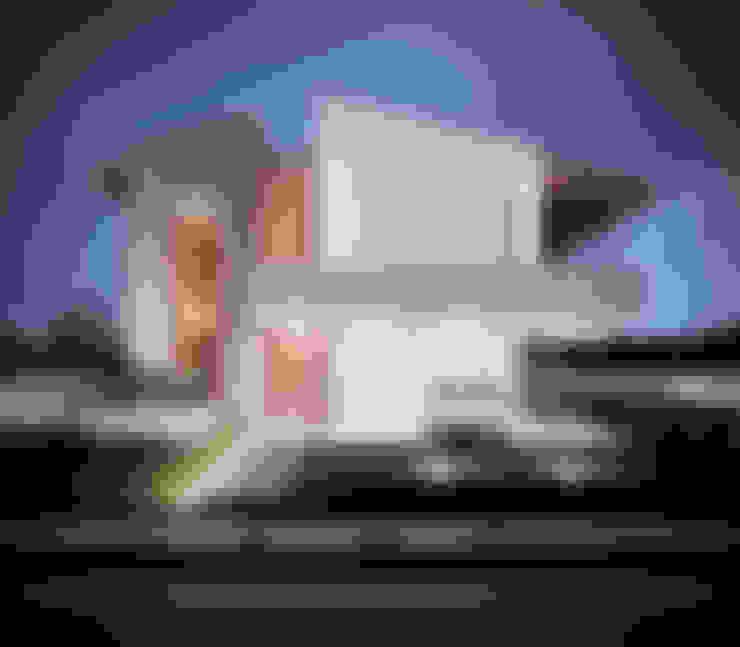 منازل تنفيذ Martins Lucena Arquitetos