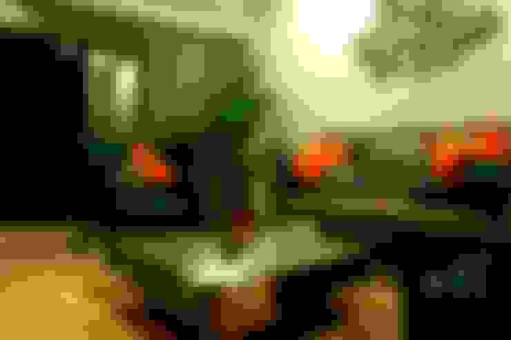 غرفة المعيشة تنفيذ JRarchitects