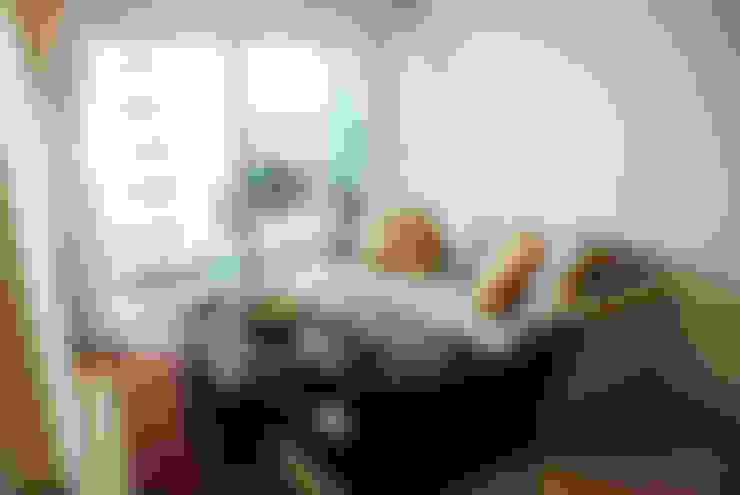 Ruang Keluarga by Martins Lucena Arquitetos