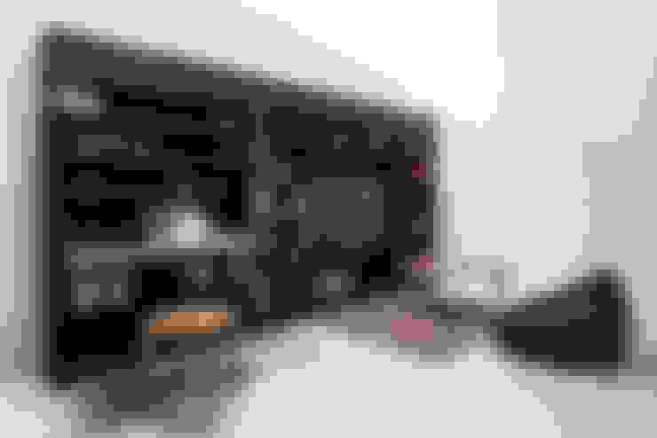 Living room by Till Könneker